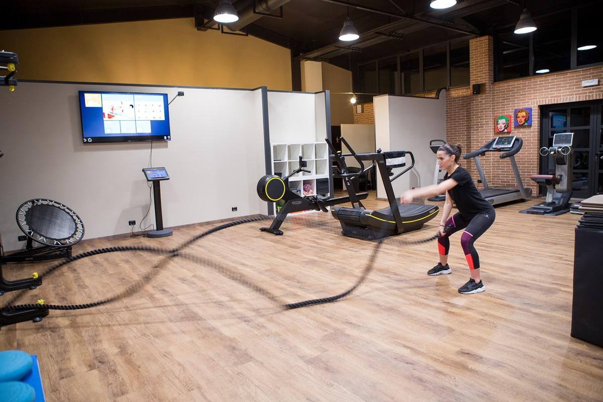 Esercizio per perdita di peso: FUNZIONALE ROAP