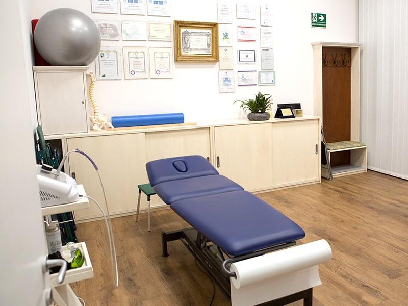 SAla di fisioterapia e riabilitazione