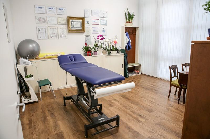 Sala fisioterapia manuale