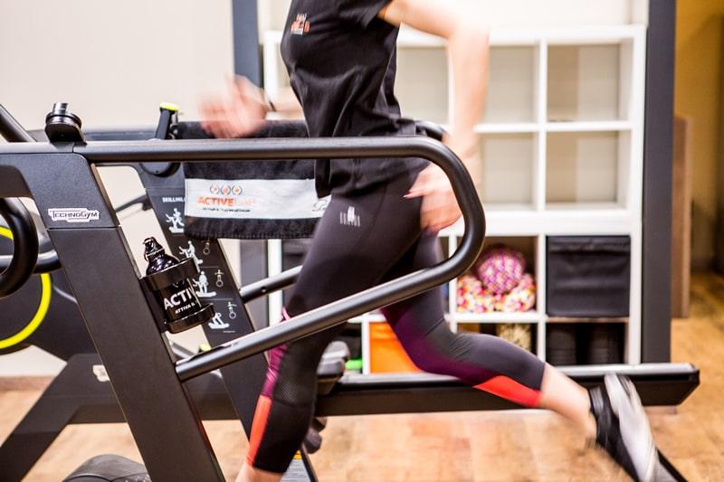 Skin mill esercizio tapis roulant